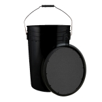 Champion Sports Black Ball Bucket
