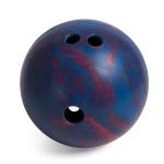 Champion Sports BP25 2.5 Lb Rubber Bowling Ball