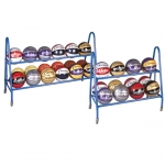 Champion Sports Deluxe 12 Ball Ball Racks