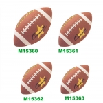 Champion Sports Rubber Series Footballs