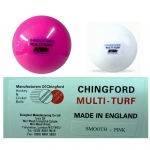Chingford Multi-Turf Field Hockey Ball (Dozen) Pink Only