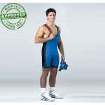 Cliff Keen High Cut Reversible Lycra Singlet