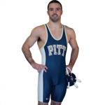 Cliff Keen SCAC43J Custom Team Sublimated Panel Singlet