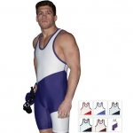 Cliff Keen The Escape Stock Compression Gear Singlet