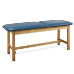 Clinton Industries 1010-30 Treatment Table With H-Brace