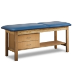 Clinton Industries 1013-30 Treatment Table With Drawers