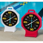 "Competitor 15"" Battery Pace Clocks"