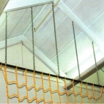 Complete Net Hanging Hardware Package