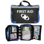 Carry All Blue Soft Pack First Aid Kit