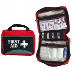 Carry All Red Soft Pack First Aid Kit
