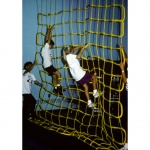 "Custom Size 12"" Openings Indoor Climbing Cargo Nets Cn-Series Per Sq. Ft."