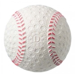 D BALL SMALL & LIGHT DIMPLED BASEBALLS DOZEN