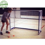 Deluxe Floor Hockey Goal (Pair)