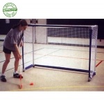 Deluxe Floor Hockey Goal Sleeved Replacement Net 2.5Mm (Pair)