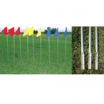 Directional Flags With Posts ( TOP RATED )