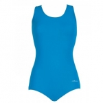 Dolfin Aqua Shape Conservative Lap Suit Solids