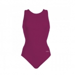 Dolfin Aqua Shape Female Moderate Lap Suit Solids