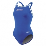 Dolfin Female DBX Back Guard Swim Suit