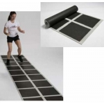 DOUBLE WIDE ROLL OUT AGILITY LADDER