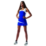 Duc Fire Model Tennis Dress With Built-In Self Bra