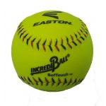 "Easton® Incrediball 11"" Softouch Neon Softball (Dozen)"