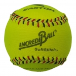 "Easton® Incrediball 11"" Softstitch Neon Softball (Dozen)"