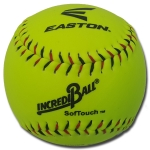 Easton® Incrediball Softouch Neon Softball (Dozen)