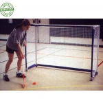 Economy Floor Hockey Goal 2.5 Mm Replacement Net Only (Pair)