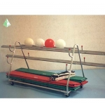 Economy Volleyball Equipment Cart