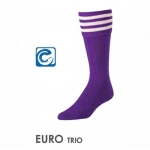 TCK European Trio Heel & Toe Soccer Socks