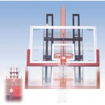First Team Wall Mount Basketball Backboard Adjuster