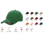 Flexfit Adult Garment Washed Cotton Cap