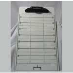 Football Dry Erase Coaching Board