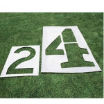 Football Field Stencils Options