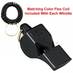 Fox 40 Classic Whistle With Flex Coil
