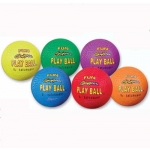 "Saturninan Fun Gripper 8.5"" Rainbow Playground Balls ( Set Of 6)"