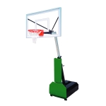 Fury Select Portable Basketball System- Easy Rim Height Adjustment