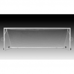 Kwik Goal Fusion Soccer Goals With Wheels Included
