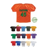 Game Football Jersey With Spandex Insert