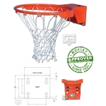 Gared 1000 Scholastic Break Away Basketball Rim