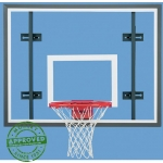 Gared 3050Rg Basketball Backboard