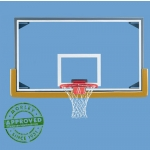 Gared Lxp4200 Basketball Backboard