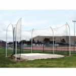 Gill High School Steel Discus Cage