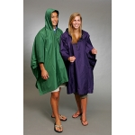 Heavy Duty Fleece Lined Poncho / Blanket