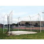 High School Aluminum Discus Cage