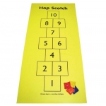 Hop Scotch Bean Bag Game (Each)