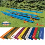 Jaypro 3 Row Bleachers