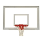 Jaypro Church Yard Basketball Pole and Backboard System
