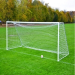 Jaypro Classic 8' X 24' Portable Official Round Soccer Goal (Pair)