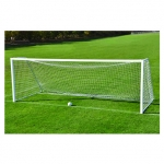 Jaypro Classic 8' x 24' Official Square Soccer Goal (Pair)